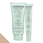 Covermark Cc Cream Soft Brown Face40ml+eyes15