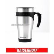 TERMICZNY KUBEK PODRÓŻNY KAISERHOFF KH-6022 450 ML