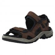 Ecco Offroad Espresso/ Cocoa Brown/ Black, Shoes, svart, EU 46