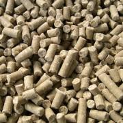 Rizskorpa táp pellet - különleges takarmányt igénylő lovak számára 20kg