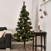 LED Christmas tree, 210 cm