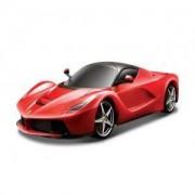 Метална количка Bburago - Ферари LA Ferrari, 093905