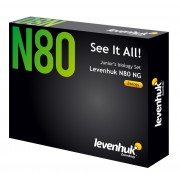 """Set preparate Levenhuk N80 NG """"See it all"""""""