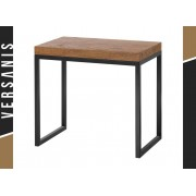Kapelańczyk Malý stůl opatřen přírodní dýhou -