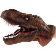 Simulación Guante de dinosaurio de juguete de cabeza - tiranosaurio