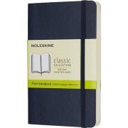 Moleskine Notes Moleskine w miękkiej oprawie kieszonkowy szafirowy gładki