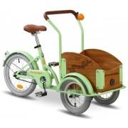 Bicicleta Pegas Mini Cargo 1S (Fistic)