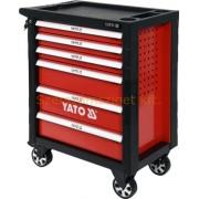 Yato Szerszámos kocsi szerszámokkal 177 részes (YT-55300)