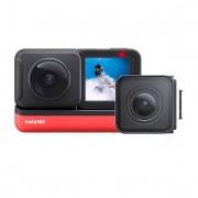 Camera de actiune Insta360 ONE R Twin Edition rezolutie 5.7K+4K Wide