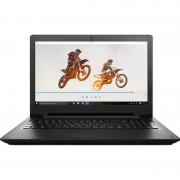 Laptop Lenovo IdeaPad 110-15IBR 15.6 inch HD Intel Celeron N3060 4GB DDR3 500 GB HDD Black