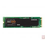 Samsung 500GB 860 EVO Series, Solid-State Drive, M.2, 550/520MB/s (MZ-N6E500BW)