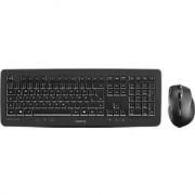 CHERRY DW 5100 Cordless Desktop, zwart