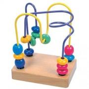 Jucarie dexteritate Bino Circuit cu Bile