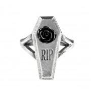 Anello ALCHEMY GOTHIC - RIP Rose - R235