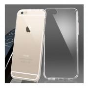 Силиконов калъф за iPhone 6/6s прозрачен гръб
