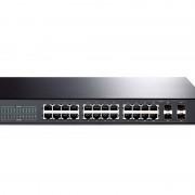 TP-LINK TL-SG3424 Switch L2 24 Portas Gigabit + 4 Combo SFP