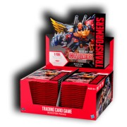 Transformers TCG: Rise of The Combiners Display