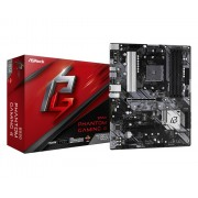 MB, ASRock B550 PHANTOM GAMING 4 /AMD B550/ DDR4/ AM4 (90-MXBCY0-A0UAYZ)