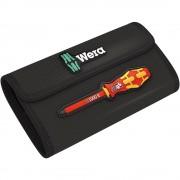 Falttasche für bis zu 18-teilige Kraftform Kompakt VDE Sätze, leer, 180 x 110 mm - 05671388001