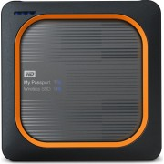SSD Wireless 1TB WD My Passport USB 3.0 390MB/s, WDBAMJ0010BGY-EESN