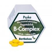 Berthelsen B-Complex - Vegetabilisk 120 tabletter Vitaminpiller