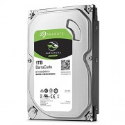 Seagate Desktop BarraCuda 1TB 7200RPM SATA 6GB/s - ST1000DM010