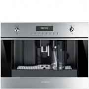 Smeg 60cm Classic Compact Coffee Machine, Stainless Steel - CMS6451X