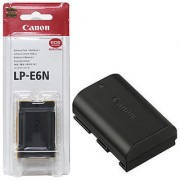 LP-E6N Battery for Canon EOS 5D 5Ds 7D 6D Mark II III 60D 70D (7.2V 1865mAh)
