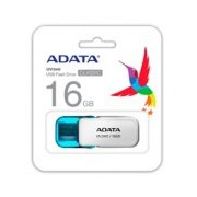 MEMORIA ADATA 16GB USB 2.0 UV240 BLANCO