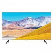 Телевизор Samsung 43TU8072, 43 инча 4K (3840 x 2160) UHD, 2100 PQI, Crystal Processor 4K, Bixby, AirPlay 2, DLNA, USB, Tizen, UE43TU8072UXXH