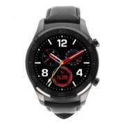 Huawei Watch 2 classic gris avec bracelet en cuir noir gris