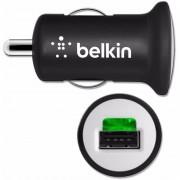Cargador De Coche Para IPod IPad IPhone F8j002ttblk Belkin-Negro
