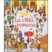 Usborne Publishing La città romana. Libri animati Conrad Mason