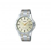 Reloj Casio MTP-V004SG9A De Hombre-Plateado