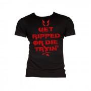 Black Madness GET RIPPED T-Shirt Herr