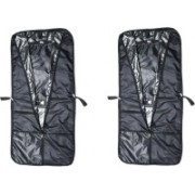 PRAHAN INTERNATIONAL Men's Coat Blazar Cover Bag Suit cover Pack of2 PIS-C2B071(Black)