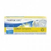 Natracare Bio Tampon Super 20 db