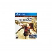 Final Fantasy Type-0 HD - PlayStation 4
