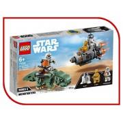 Lego Конструктор Lego Star Wars Спасательная капсула дроидов и штурмовик на дьюбеке 177 дет. 75228