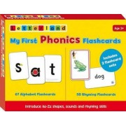 My First Phonics Flashcards, Paperback