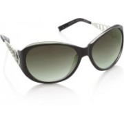 Guess Over-sized Sunglasses(Green)