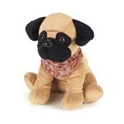 Cozy plush pet pugsy - Intelex