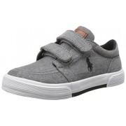 Polo Ralph Lauren Toddler Faxon IL EZ Sneaker Grey 9.5 M US Toddler