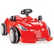 ODG Macchina A Pedali Per Bambini Auto Rossa Cavalcabile Go Kart A Pedali