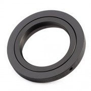 ELECTROPRIME® Adapter Ring for T2-Eos T Mount Lens to Canon Eos 500D T5i T4i T3i T2i