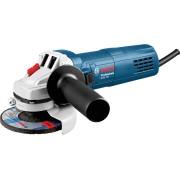 Polizor unghiular Bosch Professional GWS 750-115, 750 W, 11.000 rpm, Diametru disc 115 mm, Albastru, 0601394000