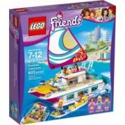 LEGO FRIENDS - CROAZIERA INSORITA PE CATAMARAN 41317