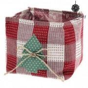 Basket Christmas Planet 8844 juli Red