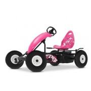Go-Kart cu pedale BERG Compact Pink BFR