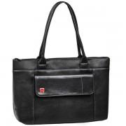 "RivaCase kožna torba za prijenosno računalo 8991 39,6 cm (15,6""), crna"